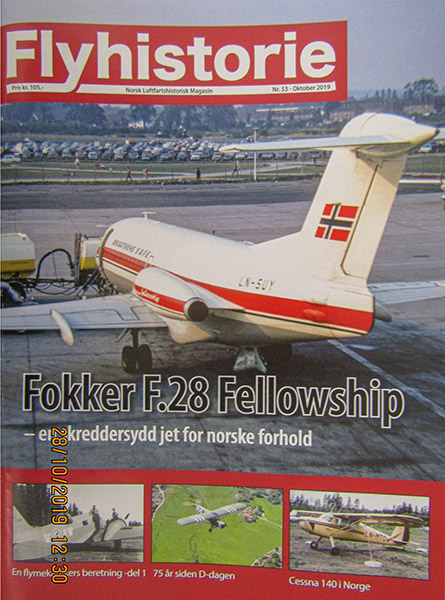 Magasinet Flyhistorie